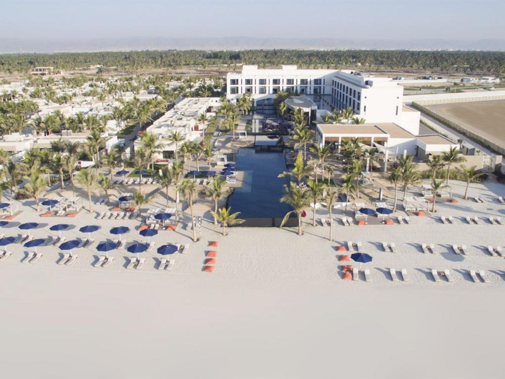 Al Baleed Resort Salalah by Anantara