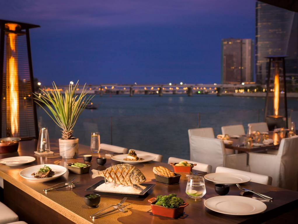 Beach Rotana all suites